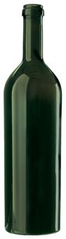 Articolo: bottiglia bordolese ml. 750 reale, codice: bv-0004-01